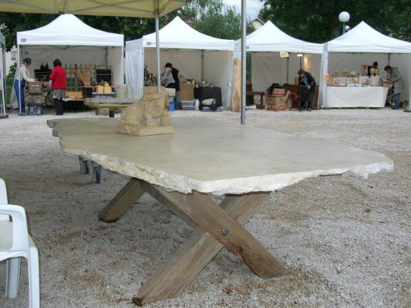 pierre marie tables bancs et si ges. Black Bedroom Furniture Sets. Home Design Ideas